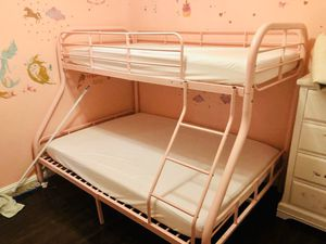 Bunk Bed Includes Mattress for Sale in Montclair, CA
