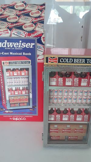 Budweiser Die-Cast Musical Bank for Sale in Payson, AZ