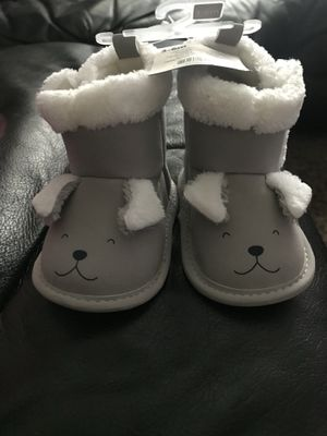 Infants shoes. 3-6 mo for Sale in Brook Park, OH