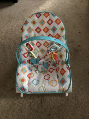 Fisher Price - Baby Chair/Rocket for Sale in Carrollton, TX