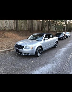 2005 Audi A4 1.8t cabriolet 2D for Sale in Gaithersburg, MD