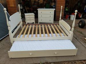 Full sized bedroom set for Sale in Lakeside, AZ