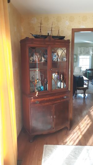 Antique china cabinet for Sale in New Milford, NJ
