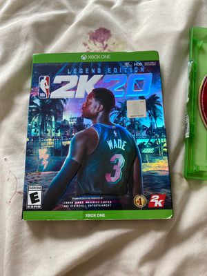 2k20 Xbox one for Sale in Halethorpe, MD