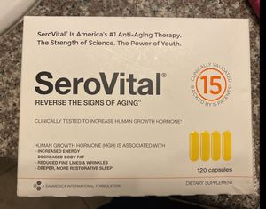 SeroVital supplement new for Sale in DeSoto, TX