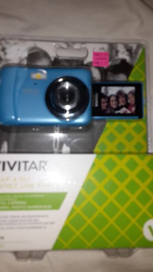 VIVITAR SNAP A PIC DIGITAL CAMERA for Sale in Fort Worth, TX