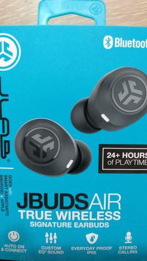 Jlab JBUDSAIR TRUE WIRELESSsignature earbuds for Sale in Ocala, FL