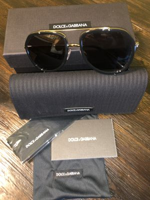 Dolce & Gabbana Sunglasses - new for Sale in Oakland Park, FL