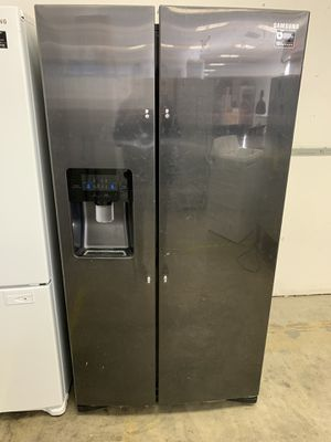 25 cub ft Samsung fridge for Sale in Fresno, CA