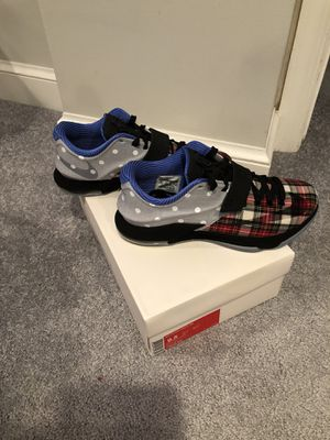 82faeed4d61 KD 7 EXT Plaid   Polka Dot for Sale in Chevy Chase