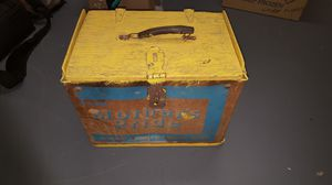 Vintage mothers pride soda box crate for Sale in Fullerton, CA