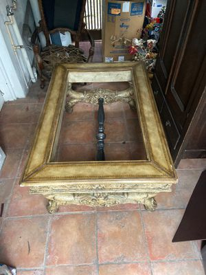Rectangular cocktail table for Sale in South Pasadena, FL