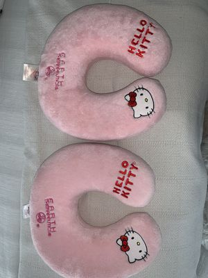 2 hello kitty travel pillows for Sale in Oviedo, FL