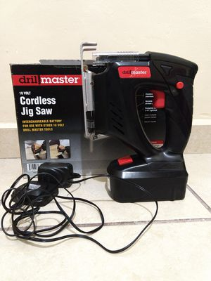 Cordless jig saw for Sale in San Diego, CA