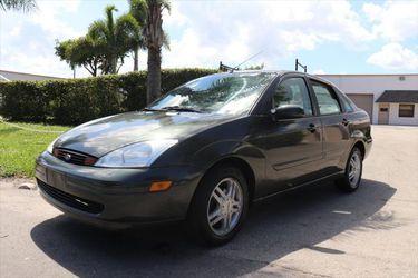 2001 Ford Focus for Sale in Pompano Beach,  FL