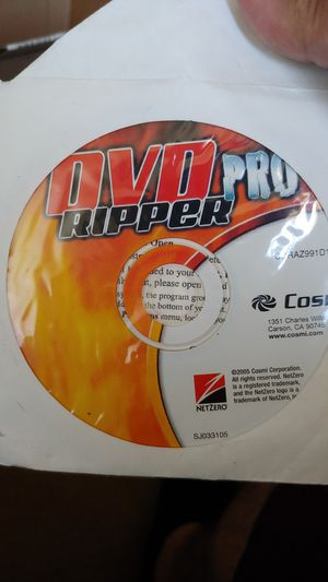 DVD ripper pro for Sale in Garden Grove, CA