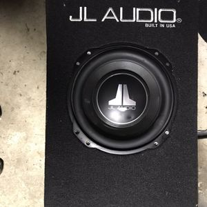 JL AUDIO 10tw3-8 for Sale in Cave Spring, GA