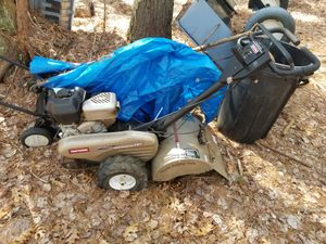 Tiller mower for Sale in East Taunton, MA