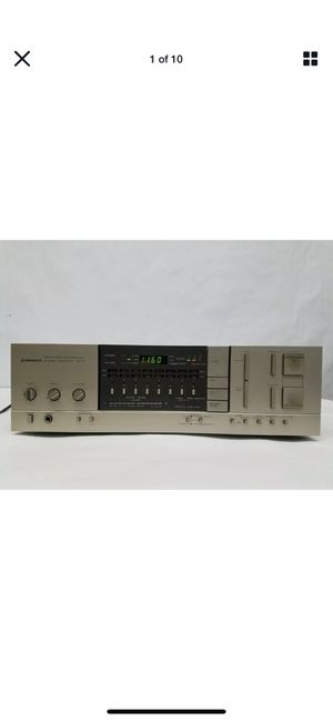 Pioneer SX-6 receiver vintage for Sale in Winter Haven, FL