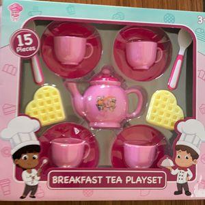 New Child Tea Set for Sale in Orlando, FL