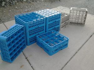 Glass Racks for industrial dishwasher for Sale in Laveen Village, AZ