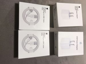 Iphone charger original ⚡️⚡️⚡️ 4 pcs ❤️❤️❤️iPad charger cable original ⭐️⭐️⭐️⭐️⭐️Apple charger cable🍏🍏🍏🍏 for Sale in Anaheim, CA