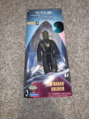 Star Trek figure for Sale in Stoughton, MA