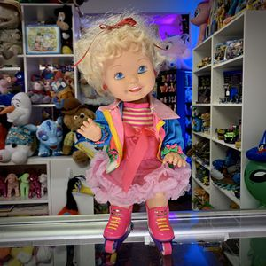 Vintage 1991 Tyco Animated California Roller Girl Skating Doll Baby Collectable Toy for Sale in Elizabethtown, PA