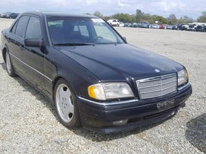 1995 Mercedes C36 AMG PARTING OUT FOR PARTS ONLY for Sale in Rancho Cordova, CA