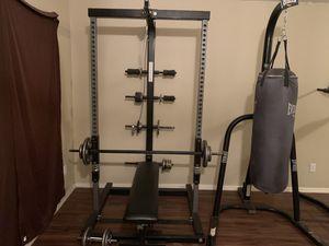Iron master weight machine, everlast for Sale in Surprise, AZ