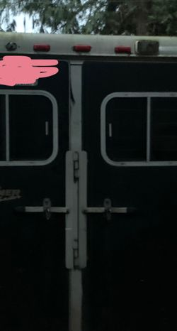 2000 sooner 3 horse trailer for Sale in Snohomish,  WA