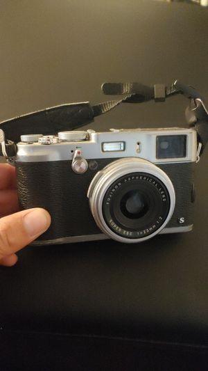 Fuji film x100 s for Sale in Chula Vista, CA
