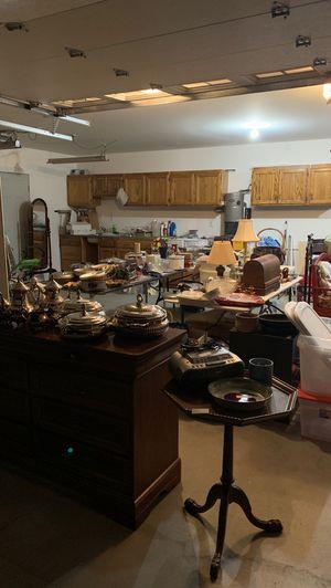 Huge estate sale. Everything must go. Tools, snow blower, furniture, lamps, housewares September 21-22. 8 am. 1707 Brambling Brae lane for Sale in Wenatchee, WA