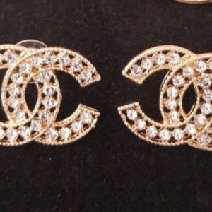 New CUBIC ZIRCONIA DIAMOND EARRINGS for Sale in Tracy, CA