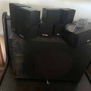 Nexis Surround Sound for Sale in Addison, IL