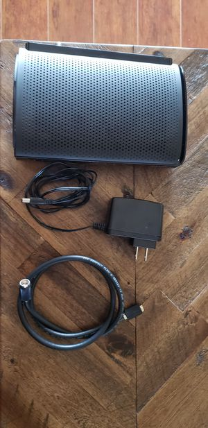 TP Link TC-W7960 300 Mbps wireless Modem router for Sale in Ruskin, FL