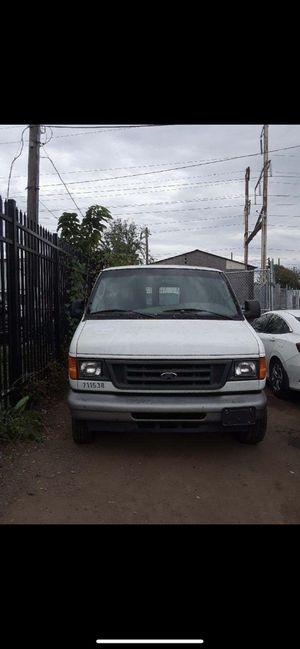 2004 E350 DIESEL van for Sale in UNIVERSITY PA, MD