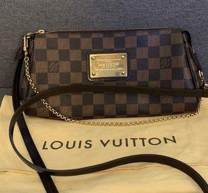 Louis Vuitton Eva clutch Damier Ebene for Sale in Long Beach, CA