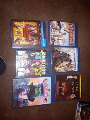 Blu ray for Sale in San Bernardino, CA