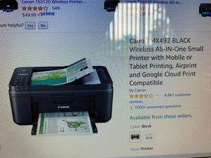 Cannon Printer for Sale in Miami, FL
