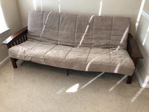 Wooden Futon for Sale in Raleigh, NC