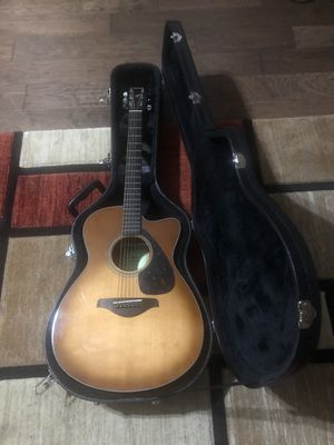 Acoustic electric guitar for Sale in Spring, TX