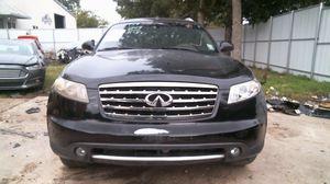 2003 2004 2005 2006 2007 2008 Infiniti FX35// Used Auto Parts for Sale #721 for Sale in Dallas, TX