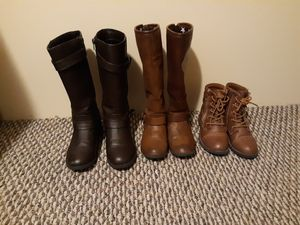 Girl Boots for Sale in Kenly, NC