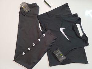 Nike leggings and shirt Medium for Sale in Bell, CA