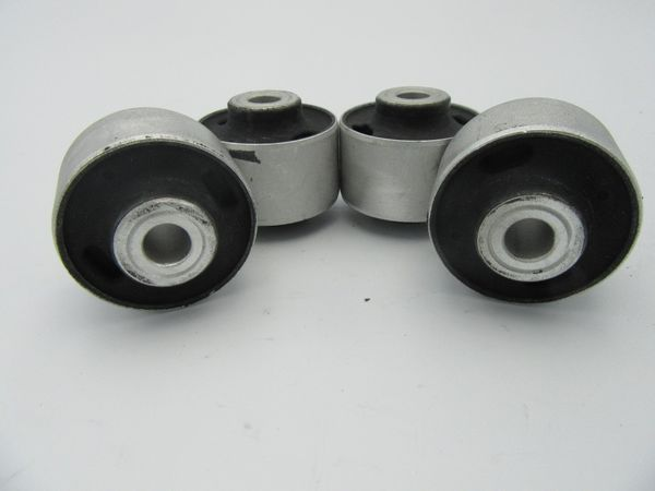 Bentley Continental Gtc Gt Flying Spur left right upper control arm bushings bush 4pc #122