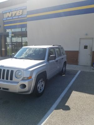 2008 Jeep Patriot 4x4 for Sale in Columbus, OH