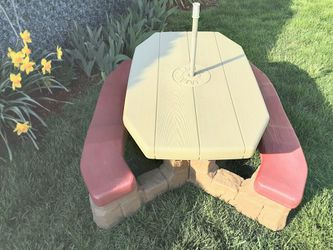 Kids Picnic Table  for Sale in Swansea, MA