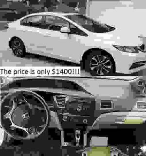 2013 Honda Civic Price$1400 for Sale in Cleveland, OH