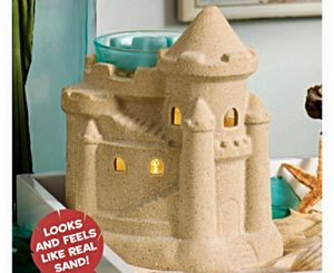 Summer sandcastle scentsy warmer for Sale in Golden, CO